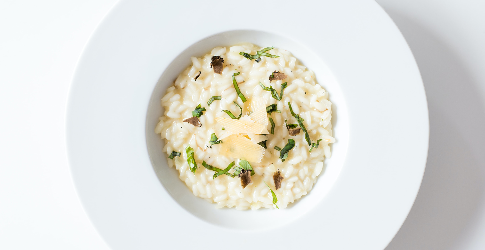 Champagner-Risotto.